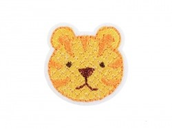 Iron-on patch - Lion head