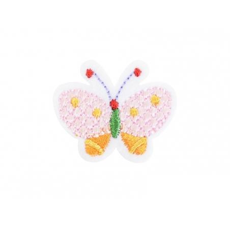 Acheter Ecusson thermocollant Papillon - 0,89€ en ligne sur La Petite Epicerie - 100% Loisirs créatifs