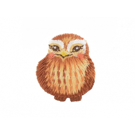 Iron-on patch - Owl