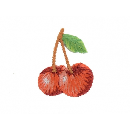 Iron-on patch - Cherries