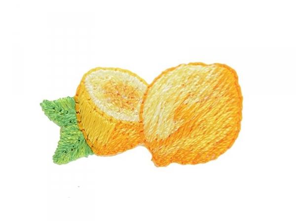 Ecusson thermocollant Citrons Mediac - 1