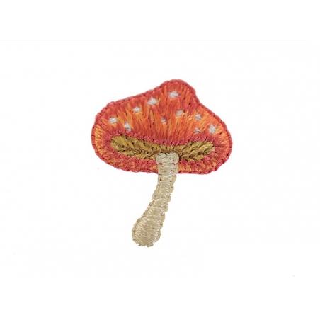 Ecusson thermocollant Champignon