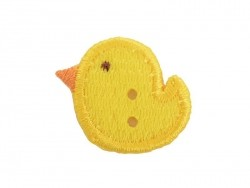 Iron-on patch/button - Chick
