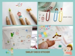 """Happy"" stickers by Monopoly"