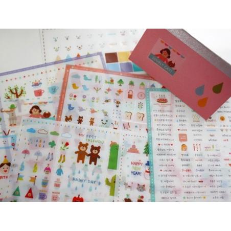 "Stickers Monopoly ""Happy"" Monopoly - 1"