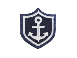 Iron-on patch - Anchor