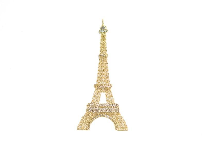 Ecusson thermocollant Tour Eiffel