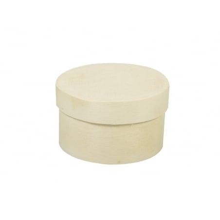 Acheter Boîte ronde en copeaux - mini - 1,39€ en ligne sur La Petite Epicerie - Loisirs créatifs