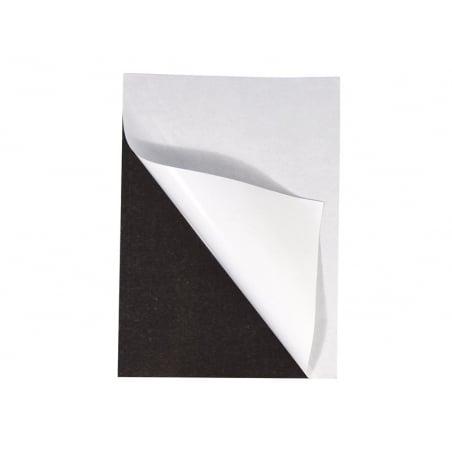 Feuille magnétique autocollante Rayher - 1