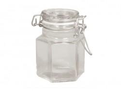 Kleines Einweckglas mit Deckel