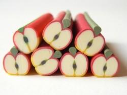 Apfelcane mit großem Durchmesser