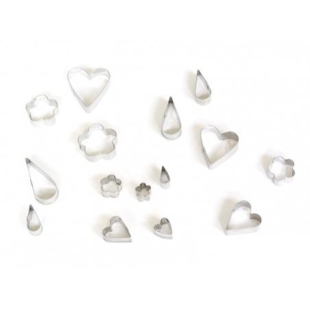 15 petits emporte-pièces Cernit - 1