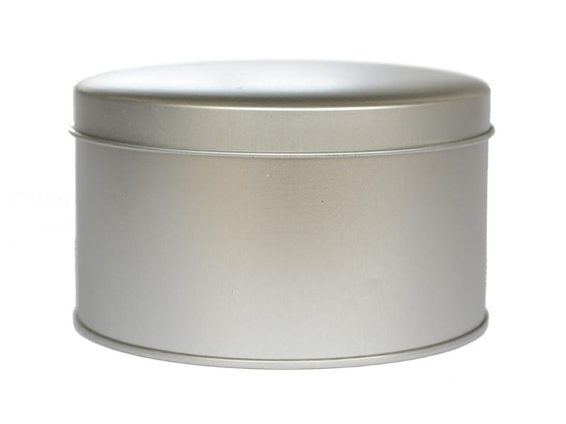 Boîte métal ronde 11 cm x 6 cm