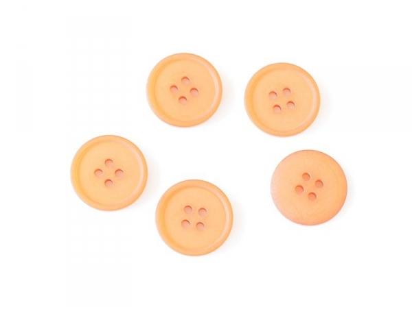 Acheter Bouton plastique 4 trous 20 mm - Orange - 0,59€ en ligne sur La Petite Epicerie - 100% Loisirs créatifs