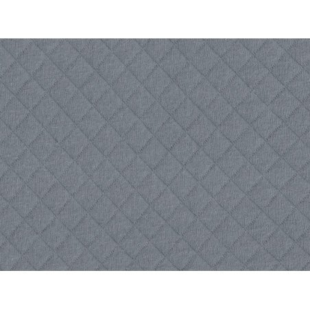 Quilted jersey fabric - Stormy