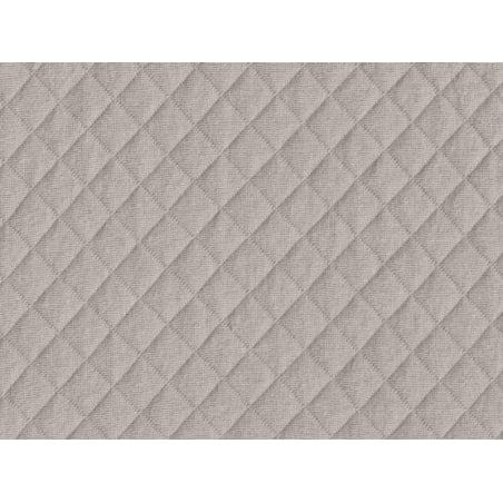 Acheter Tissu jersey matelassé - Taupe - 1,89€ en ligne sur La Petite Epicerie - 100% Loisirs créatifs
