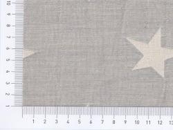 Tissu Flèches en coton Bio