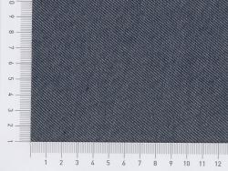 Tissu réversible Grandes étoiles en coton Bio