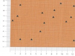 Tissu Himalaya en coton Bio