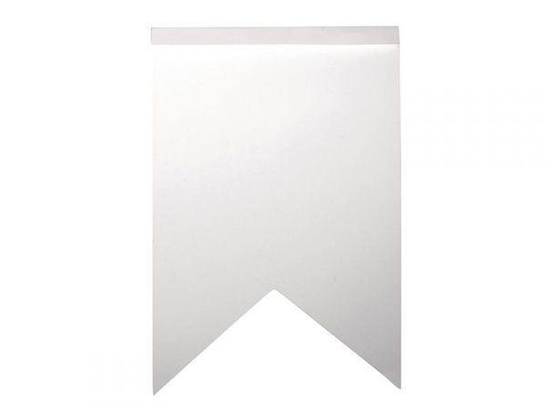 guirlandes de fanions en papier Zigzag Rayher - 1