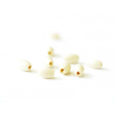 Acheter 10 perles en bois - Ovale 5 mm - 0,39€ en ligne sur La Petite Epicerie - 100% Loisirs créatifs