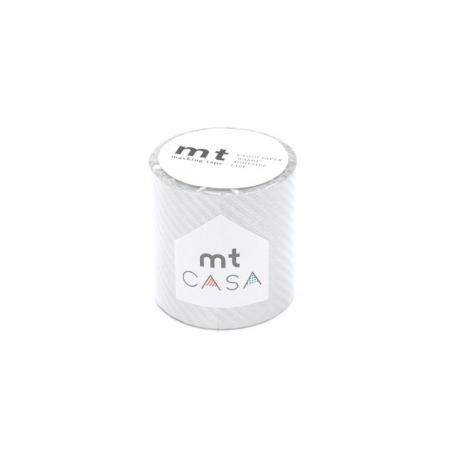 Acheter Masking tape Casa - rayé Argent - 9,60€ en ligne sur La Petite Epicerie - Loisirs créatifs
