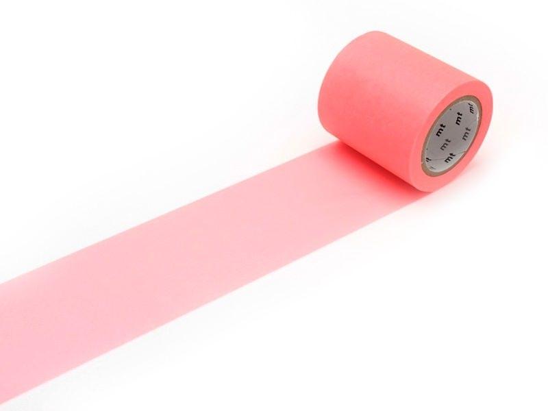 Masking tape Casa - Rouge Fluo