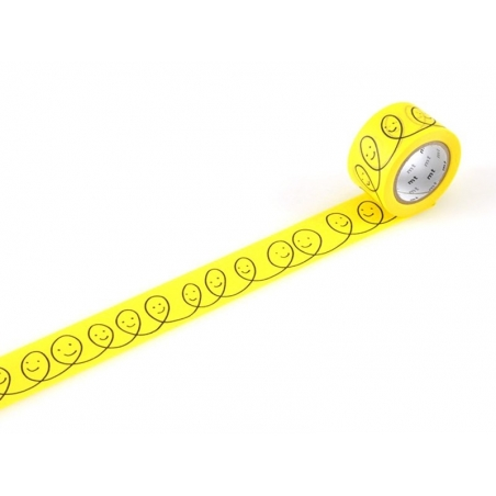 Masking tape Smile Masking Tape - 1
