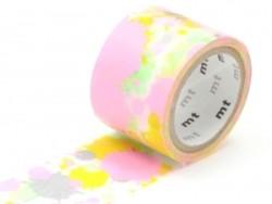 Masking tape Crayons