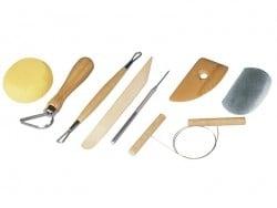 Set de 8 Outils de modelage