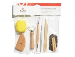 Täschchen mit Werkzeuggrundausstattung
