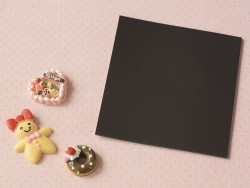 Selbstklebende Magnetplatte (80 mm x 75 mm)