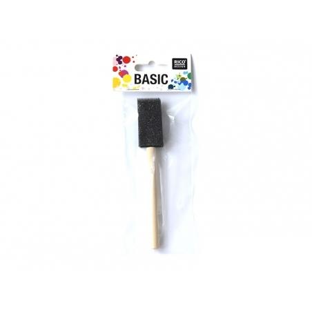 1 small sponge brush Rico Design - 3