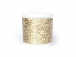 Acheter Bobine 50 m de fil à broder - or - 4,50€ en ligne sur La Petite Epicerie - 100% Loisirs créatifs
