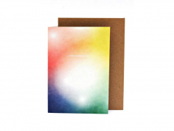 Card - Rainbow - Papier Tigre