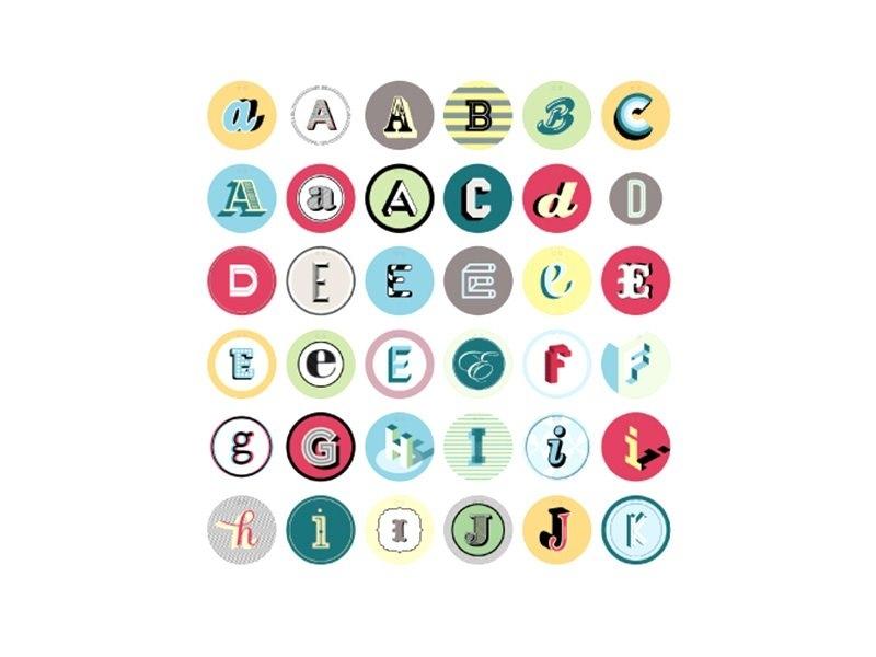 Acheter L'abécédaire 108 chiffres et lettres - Papier Tigre - 44,90€ en ligne sur La Petite Epicerie - 100% Loisirs créatifs