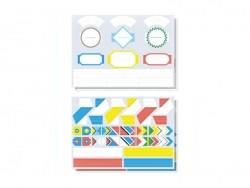 40 étiquettes à composer - Papier Tigre Papier Tigre - 5