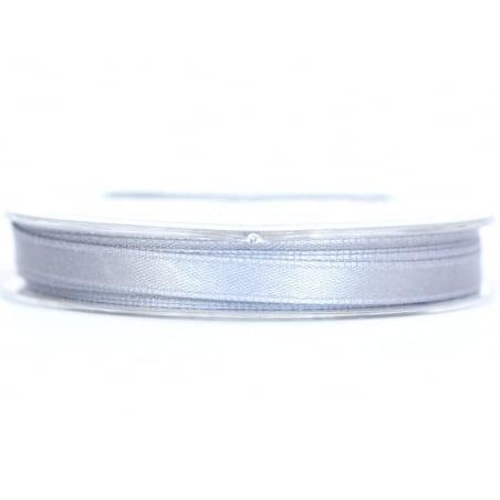 Acheter Bobine de ruban satin uni gris - 7 mm - 1,99€ en ligne sur La Petite Epicerie - 100% Loisirs créatifs
