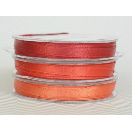 Acheter Bobine de ruban satin uni cerise - 7 mm - 1,99€ en ligne sur La Petite Epicerie - 100% Loisirs créatifs