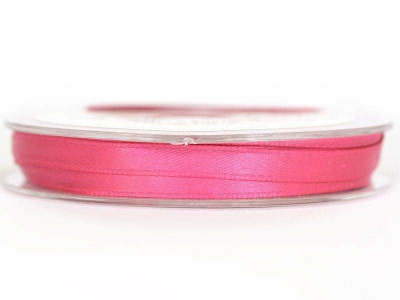 Acheter Bobine de ruban satin uni fuchsia - 7 mm - 1,99€ en ligne sur La Petite Epicerie - 100% Loisirs créatifs