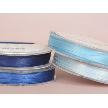 Acheter Bobine de ruban satin uni bleu roi - 7 mm - 1,99€ en ligne sur La Petite Epicerie - 100% Loisirs créatifs