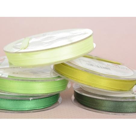 Acheter Bobine de ruban satin uni vert kaki - 7 mm - 1,99€ en ligne sur La Petite Epicerie - 100% Loisirs créatifs