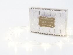 Small table fairy lights
