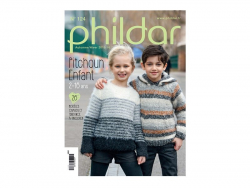Magazine enfant Phildar n°124