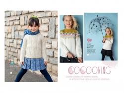 Zeitschrift - Kinderkleidung - Phildar Nr. 124 (auf Französisch)