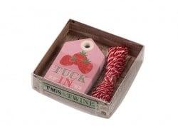 40 étiquettes cadeaux à motifs  Talking tables - 1