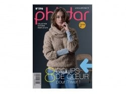 Mini magazine - Phildar no. 596 (in French)