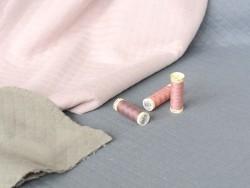Acheter Tissu jersey matelassé - Rose - 1,89€ en ligne sur La Petite Epicerie - Loisirs créatifs