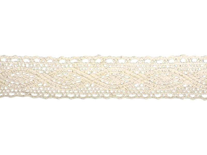 """Acheter Bobine de ruban de dentelle - """"Cassandra"""" écru - 3,60€ en ligne sur La Petite Epicerie - Loisirs créatifs"""