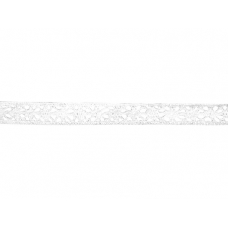 """Acheter Bobine de ruban de dentelle - """"Lorena"""" blanc - 3,65€ en ligne sur La Petite Epicerie - 100% Loisirs créatifs"""